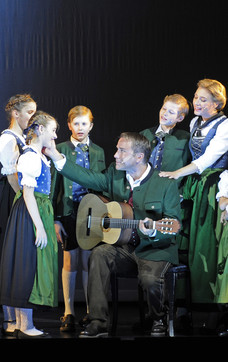 The Sound of Music Musical im Salzburger Landestheater | © Christina Canaval