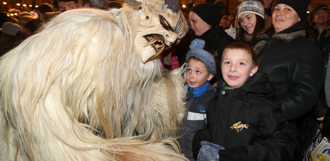 Krampuslauf in Salzburg | © www.neumayr.cc / www.christkindlmarkt.co.at