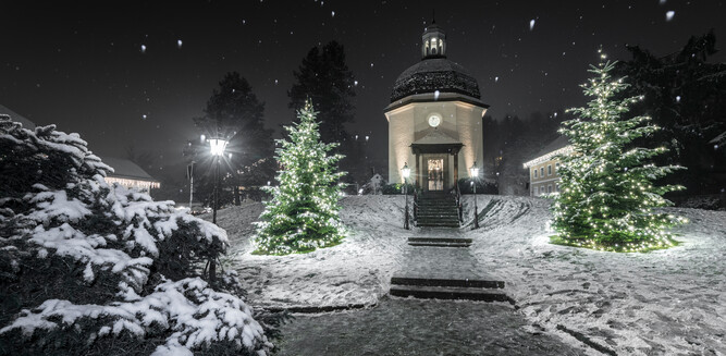 Silent Night Chapel in Oberndorf in Salzburg | © Georg Strobl, Agentur Klartext