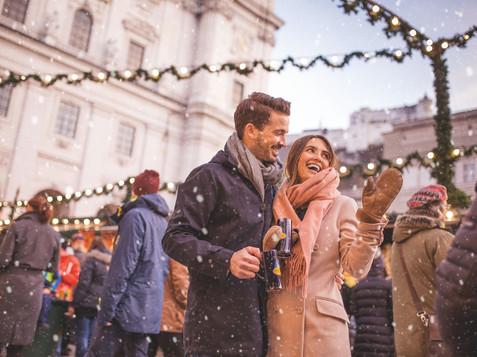 Salzburg Christmas Market Map.Advent And Silent Night In Salzburg Salzburg Info