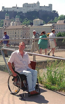 Mirabellgarden without barriers for wheel chair users | © Stadt Salzburg