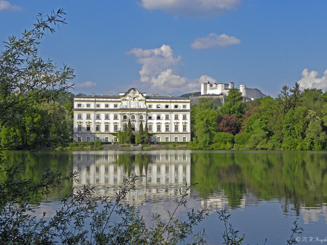 View of Schloss Leopoldskron | © Schloss Leopoldskron