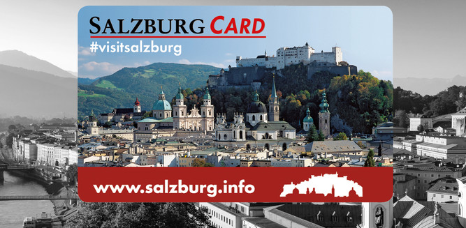 Free admission and reductions with the Salzburg Card | © Tourismus Salzburg GmbH