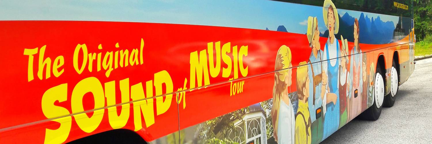 The Sound of Music Tour : Guided Tours in Salzburg