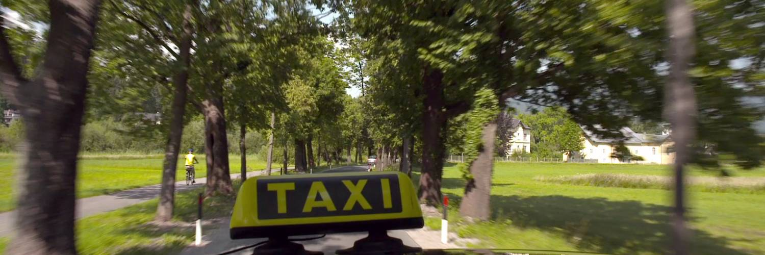 Discover the city of Salzburg by taxi | © Tourismus Salzburg GmbH