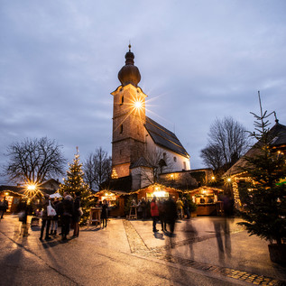Advent market in St. Leonhard | © Jonathan Forsthuber