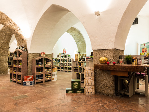 Showroom Bottle Shop in Salzburg  | © Bottle Shop