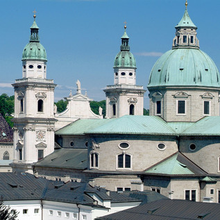 Churches in Salzburg during The Long Night of Churches | © Tourismus Salzburg GmbH