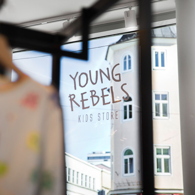 Young Rebels - Fashion Boutique in Salzburg  | © BAZZOKA Creative