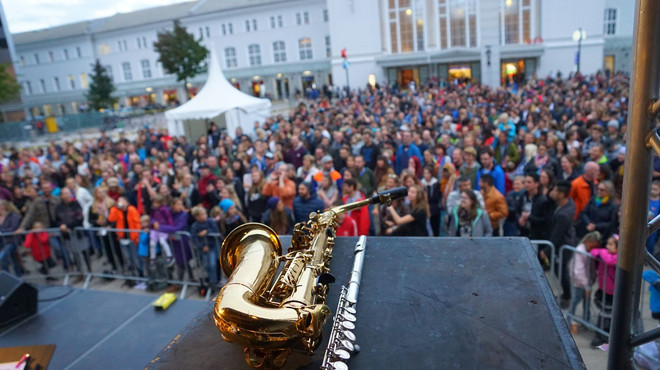 Jazz-Festival Take the A-Train in Salzburg  | © Markus Lackinger