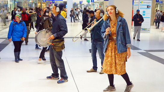 "Jazz-Festival ""Take the A-Train"" in Salzburg   