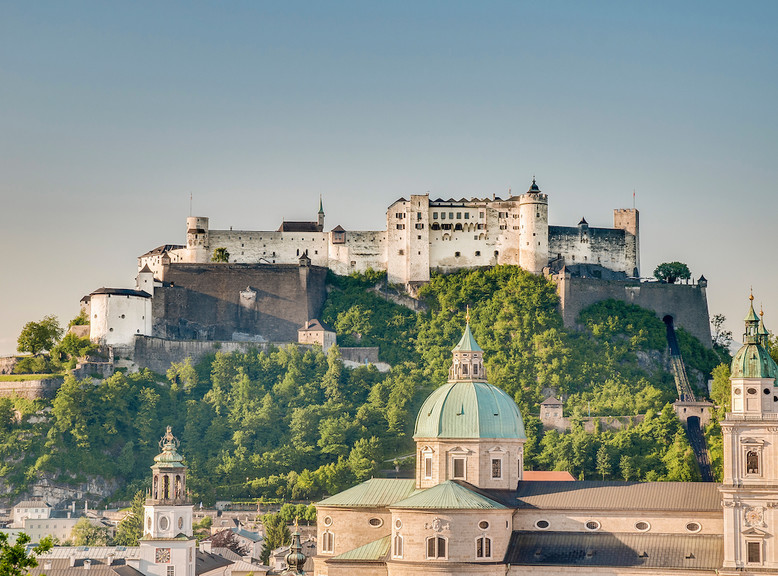 The Fortress Hohensalzburg  | © Anibal Trejo