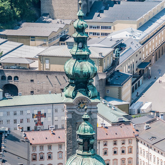 Benedictines of St. Peter's Arch-Abbey in Salzburg  | © Anibal Trejo