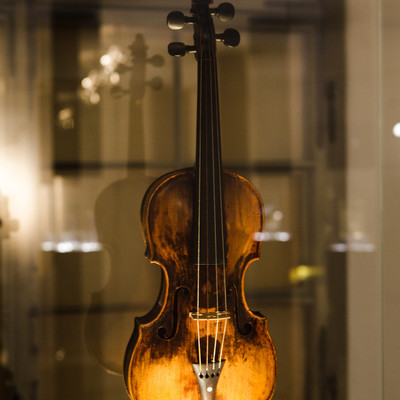 Violin - Mozart's Birthplace | © Internationale Stiftung Mozarteum / W. Lienbacher