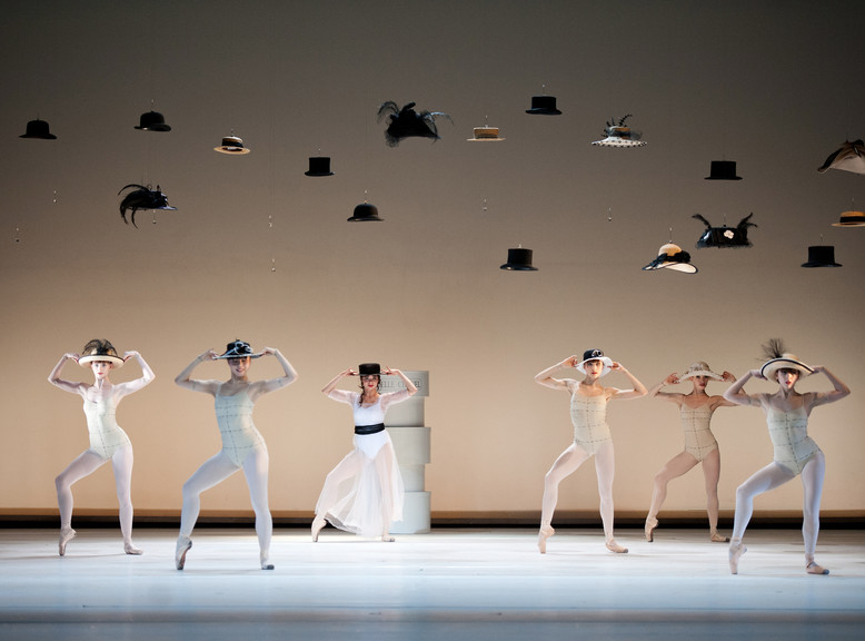 Mythos Coco at the Salzburg Landestheater  | © Christina Canaval