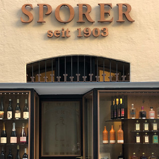 Sporer Bar in the Getreidegasse in Salzburg | © Julia Heuberger