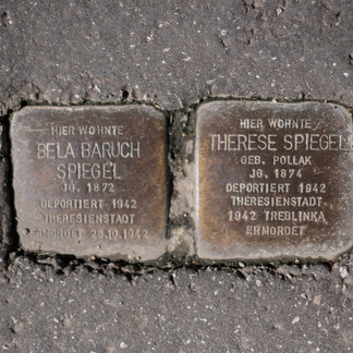 Stolpersteine in Salzburg | © Knaro.at