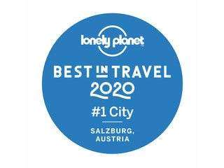 Lonely Planet Badge Salzburg Austria | © Lonely Planet