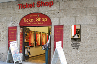 Ticket Shop | © Salzburg Highlights