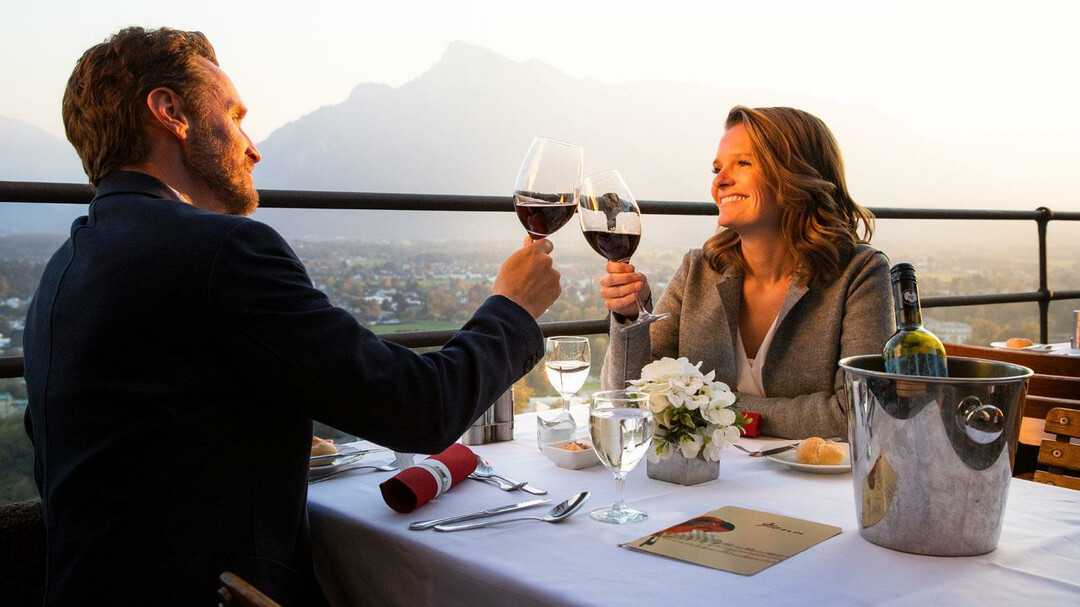 Dinner Terrasse | © Salzburg Highlights