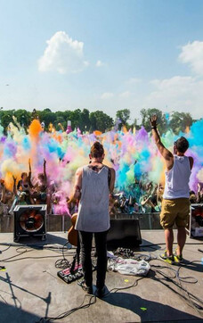 Holi Open Air Festival | © Holi Open Air