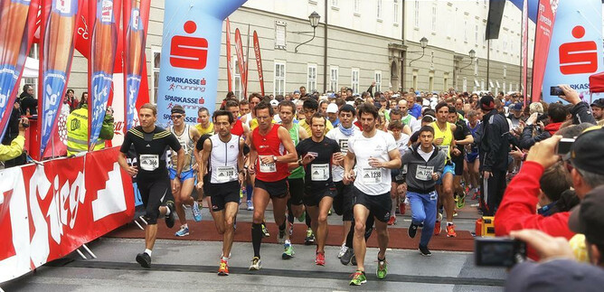 Jedermannlauf_Start | © SIP