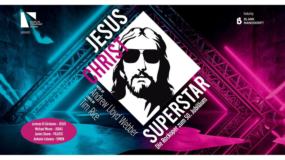 Jesus Christ Superstar : Event : salzburg.info