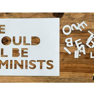 We should all be feminists | © Christina Baumann-Canaval