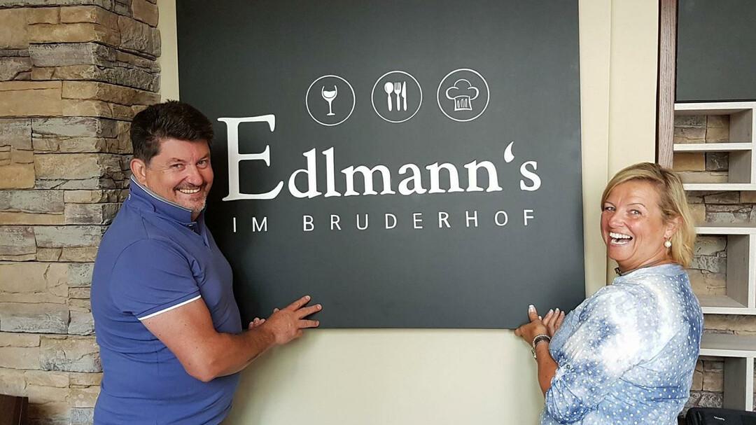 Edlmann's im Bruderhof, Brasserie und Bistro : salzburg info