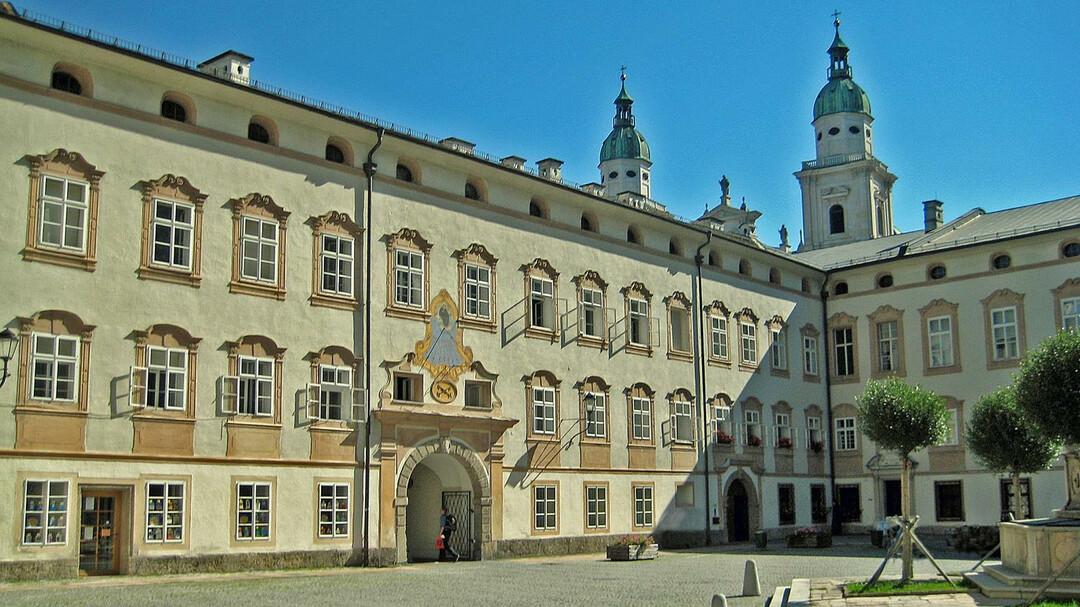 Sankt Peters klosters kyrka Wikipedia