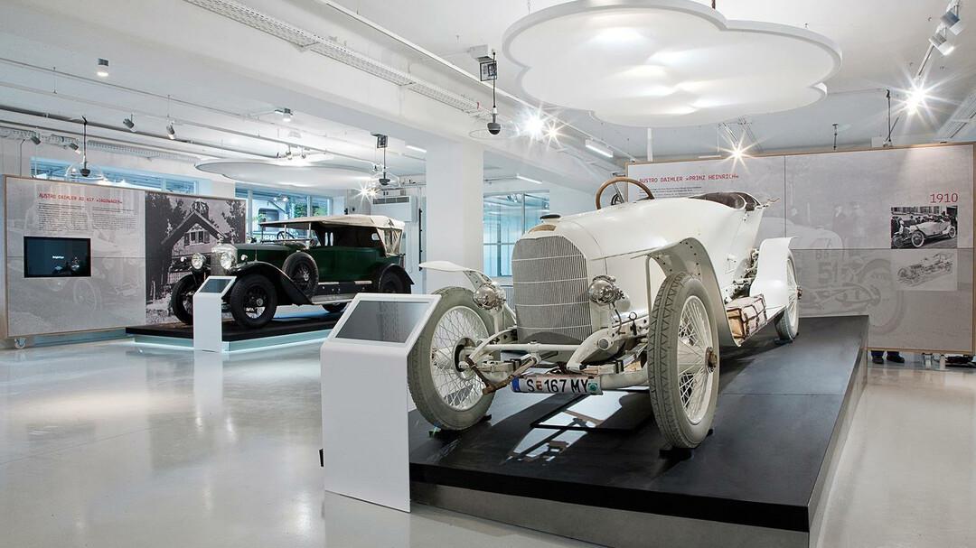 Ferdinand Porsche Erlebniswelten Sightseeing Attractions