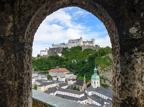 Top 7 things to do in Salzburg