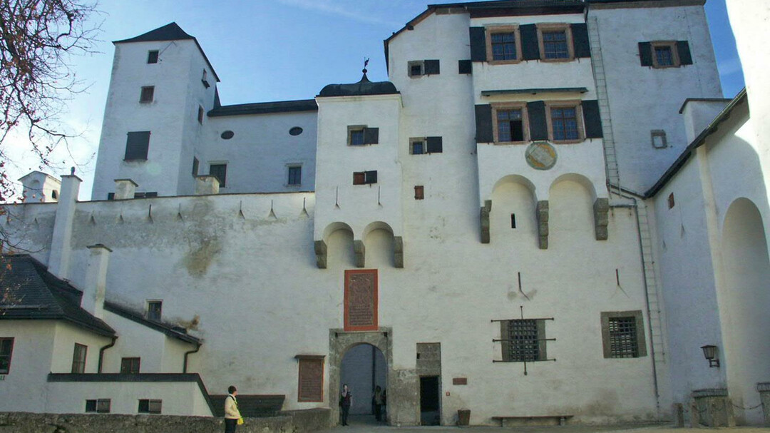 Festung Hohensalzburg : Festung & Schlösser : salzburg.info