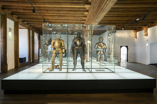 Armour in the Fortress Museum | © Salzburg Museum / Kilian Bochnig