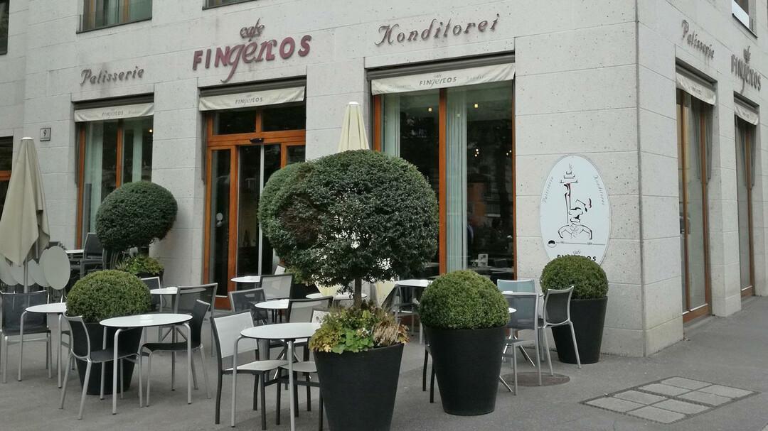 Patisserie Konditorei Cafe Fingerlos