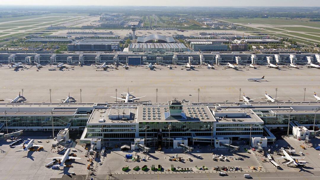 Von München Flughafen Nach Salzburg Salzburginfo
