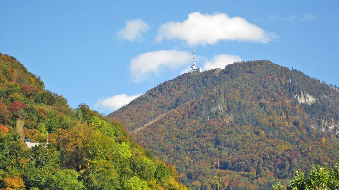 Gaisberg Sightseeing attractions close to Salzburg salzburginfo