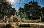 Trick Fountains in Hellbrunn | © Schloss Hellbrunn