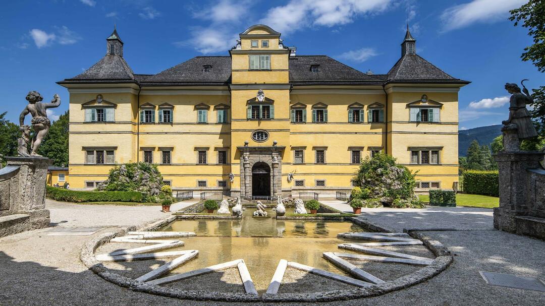 Schloss Hellbrunn & Wasserspiele : salzburg.info