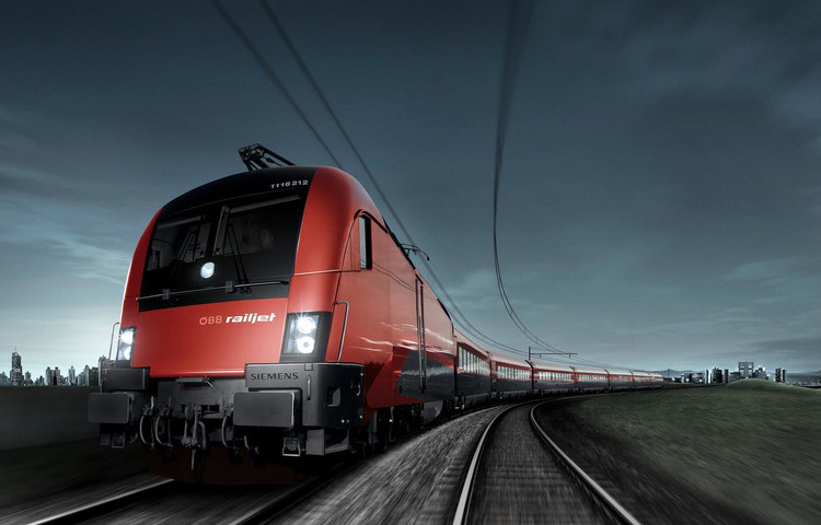 öbb Trains Rail Travel To Salzburg Salzburginfo