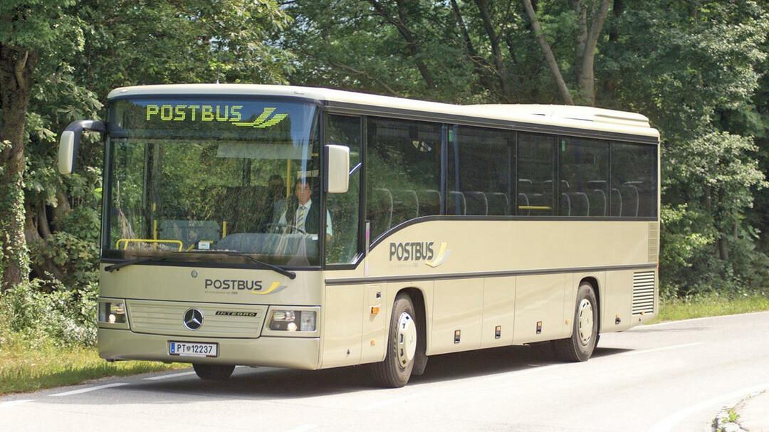 öbb Postbus Public Transportation In Salzburg Salzburginfo