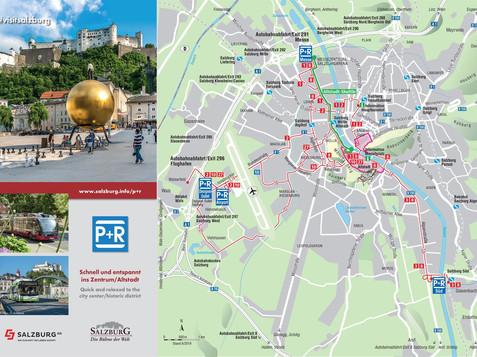 Park Ride Travel to Salzburg by Car salzburginfo