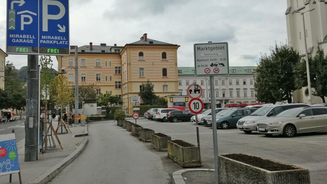 mirabell garage parkplatz parking in salzburg startseite design bilder. Black Bedroom Furniture Sets. Home Design Ideas