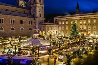 Salzburg Christmas Market Map.All Advent Markets In Salzburg Advent In Salzburg