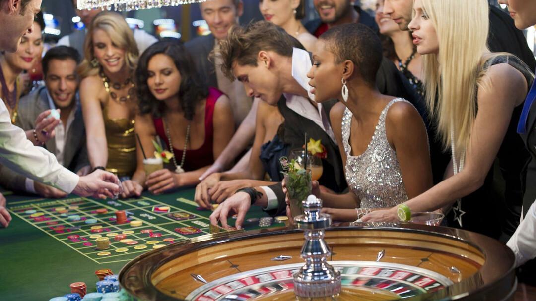 В казино виртуально играть