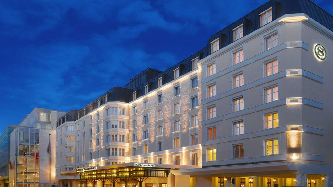 Mirabell Restaurant Im Sheraton Grand Salzburg Hotel