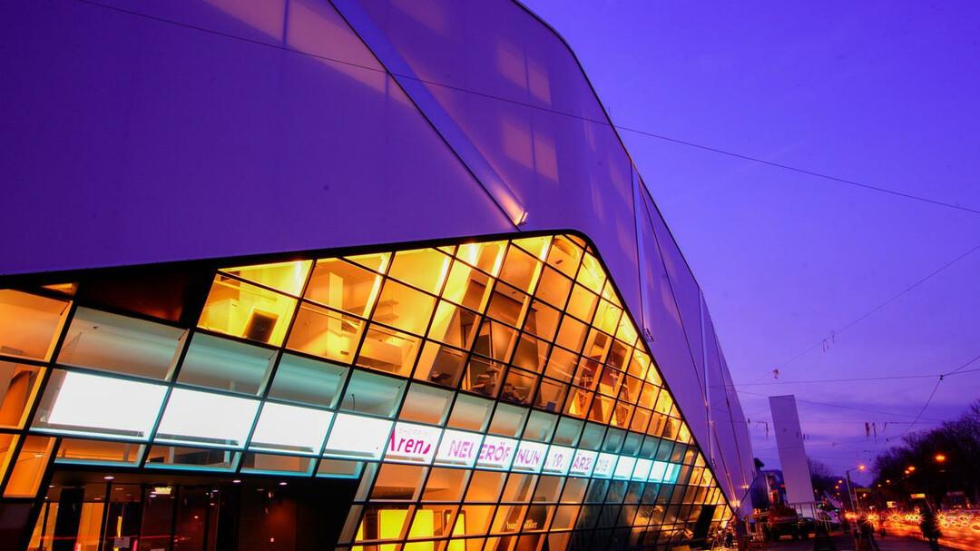 Shopping Arena Shopping Center In Salzburg Salzburg Info